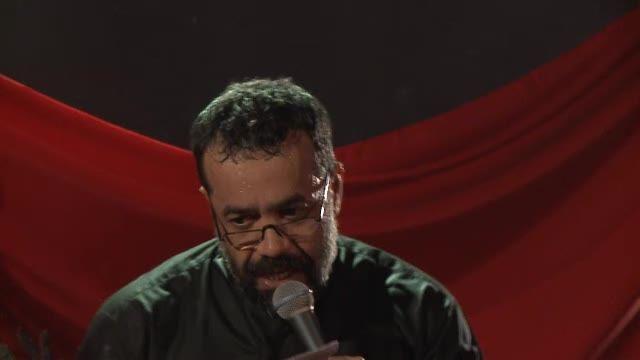شب 8- (دیوونه منم عاشقی که دلخون منم)-حاج محمود کریمی