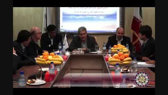 سفر دکتر ستاری به استان هرمزگان