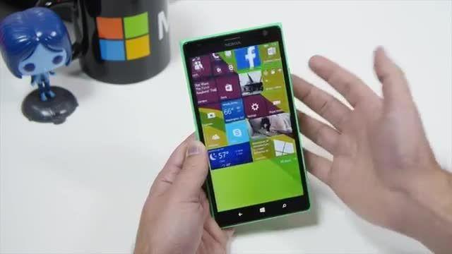 نگاهی نزدیک به بیلد 10572 ویندوز 10 موبایل