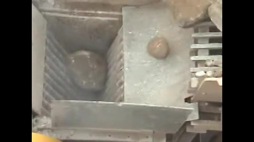 سنگ شکن فکی Jaw Crusher