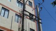 آتش سوزی تاسیسات برق در شهرقدس و سرعت رسیدن  حوادث