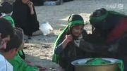 تعزیه حضرت رقیه سلام لله علیها در روستای جتوط