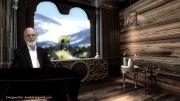 انیمیشن گل های نرگس زرد -  Full HD 1080P