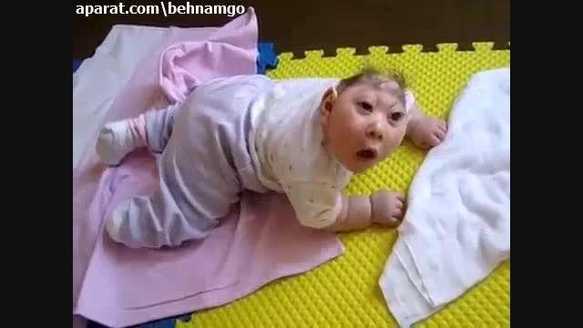 به دنیا آمدن کودک عجیب الخلقه...!