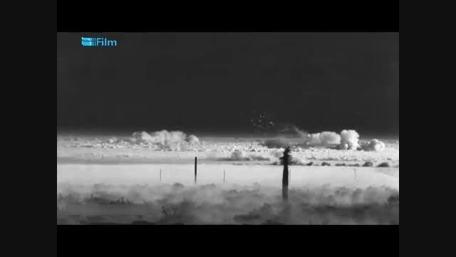 آزمایش نخستین بمب اتمی