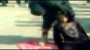 جلاد داعش یک زن را با دست خفه کرد
