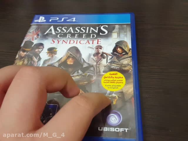 انباکسینگ:Assassins Creed Syndicate