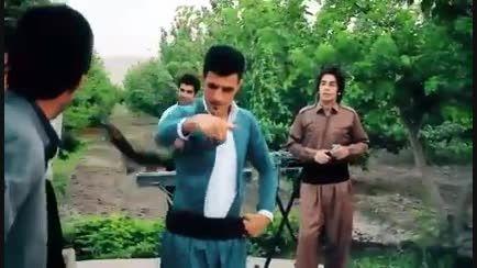 موزیک ویدئو جدید از فرشاد آزادی  کردی شاد