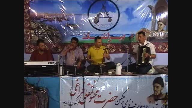 """موزیک ویدیو """"chaerh barmi"""" از باخشی ستار کر + دانلود"""