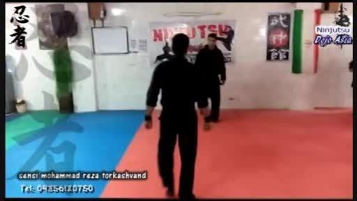 تکنیک های دفاع شخصی و درگیری خیابانی سنسی ترکاشوند