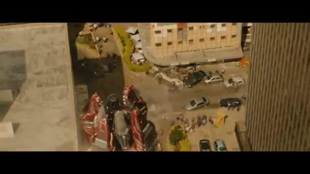 جنگ هالک با ایرون من از فیلم اونجر hulk vs ironman
