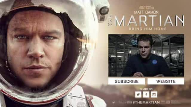 تیزر فیلم مریخی با بازی مت دیمون منتشر شد -امروز آنلاین