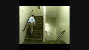راه پله ی اسرار آمیز!