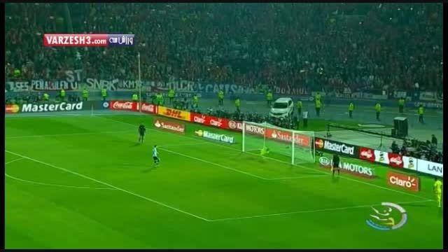 خبر کناره گیری لیونل مسی از تیم ملی آرژانتین