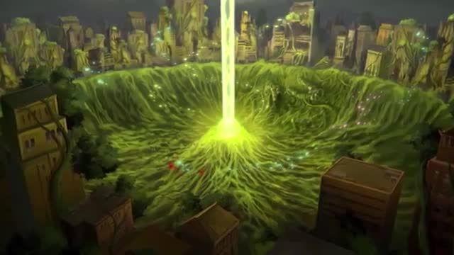 !! The Legend of Korra Series Finale
