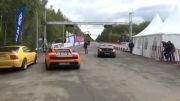 BMW M6 E63 ESS vs Lamborghini LP 570-4 Evotech