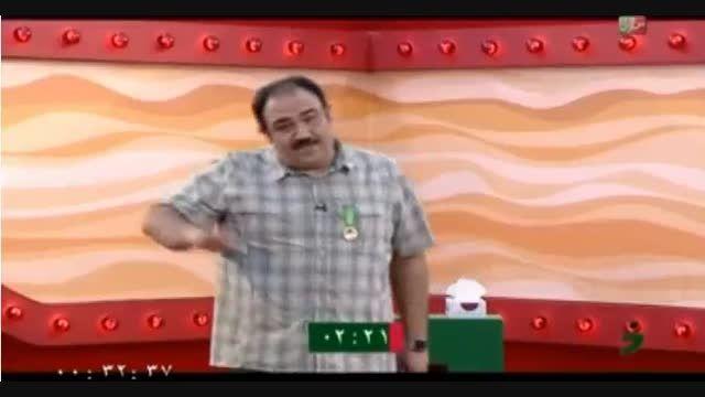 اجرای مهران غفوریان در برنامه خنداننده برتر