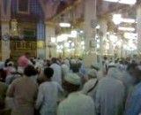 مسجد النبی مدینه رضاخواه