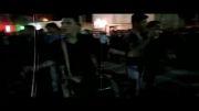 سنج و دمام زنی در حسینیه صاحب الزمان محله 22 بهمن بندرعباس
