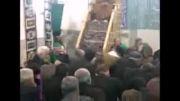 خَوَر فروی: مقتل خوانی صبح عاشورا - مسجد جامع فرخی