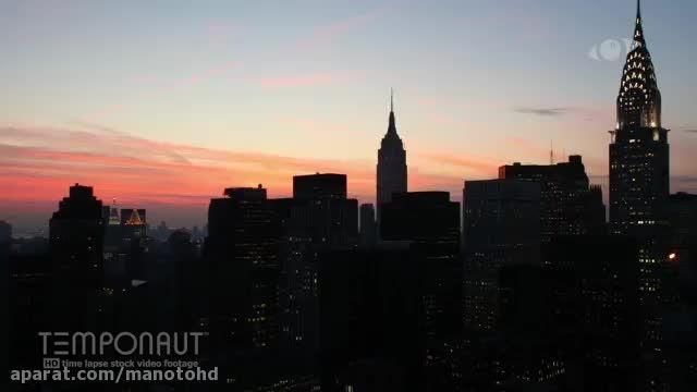 گشتی در شهر نیویورک 4K Ultra HD