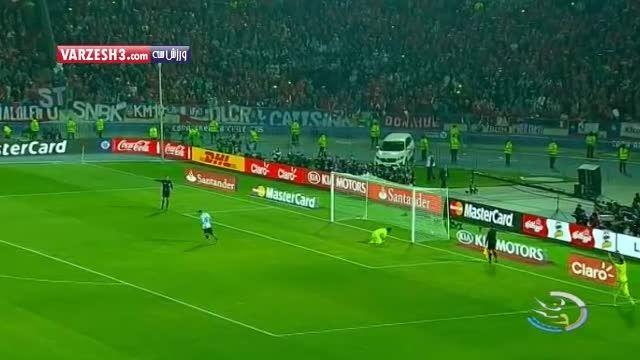 رسمی: خدا حافظی لیونل مسی از تیم ملی آرژانتین