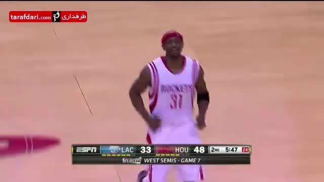 بسکتبال NBA- هیوستن راکتس 113-100 لس آنجلس کلیپرز