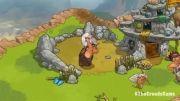 رونمایی از بازی Croods محصول شرکت Rovio