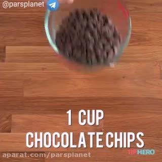 شکلات انار