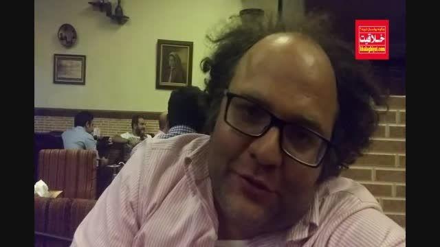 حمید سپیدنام و توصیه ای برای تسریع انجام ایده و خلاقیت