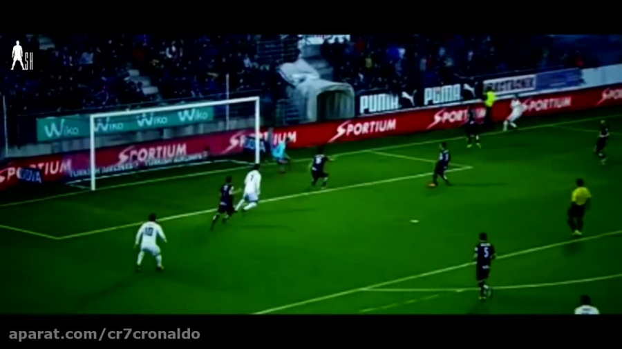 هایلایت کامل بازی کریستیانو رونالدو مقابل ایبار   HD