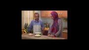 آموزش آشپزی گیاهی (وگان) - کلم پلو طلایی