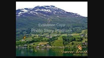 آبدره زیبای نروژ