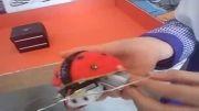 ساخت ربات ساده-طرح جابربن حیان کلاس چهارم دبستان گلها تنکابن
