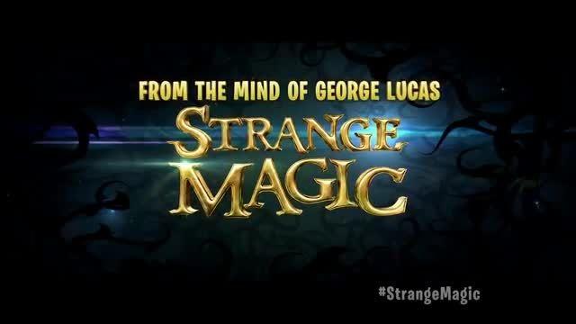 اهنگ strange magic