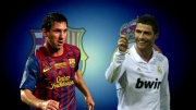 مقایسه کریس رونالدو و لیونل مسی 2012 HD
