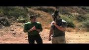 شلیك و آشنایی با اسلحه HK 416 ساخت شركت Heckler Koch آلمان