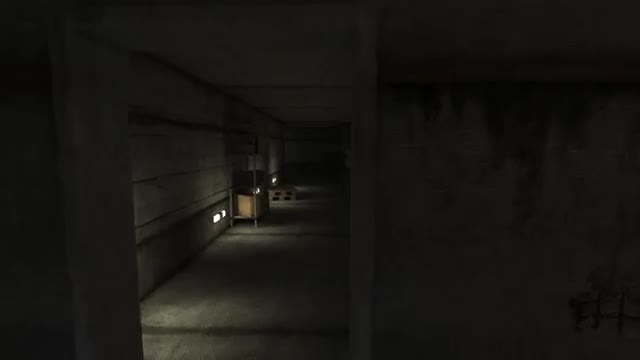 گیم پلی بازی ترسناک پله ها Stairs