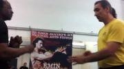 دای سیفو امین بوزتپ بنیانگذار وینگ چون ابماس جهان