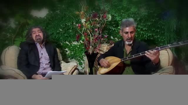 استاد محمدکریم جوهری و بیژن مسقطی به یاد  اسماعیل مسقطی