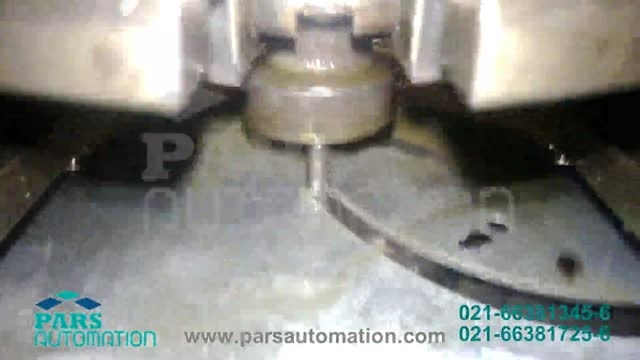 ماشین پانچ سی ان سی -CNC Punch- کنترل Adtech