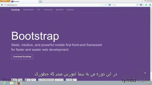 آموزش Bootstrap 3(بوت استرپ ۳)