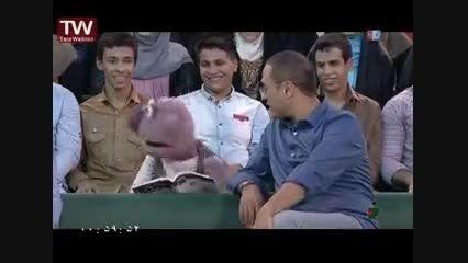 جناب خان و مسابقه کتاب خوانی