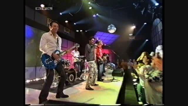 مدرن تاکینگ - اجرای Juliet در Top Of The Pops