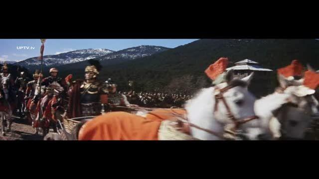 فیلم سقوط امپراتوری رم با دوبله فارسی و کیفیت HD