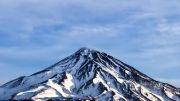 کوه دماوند - تایم لپس | Damavand Peak Timelapse