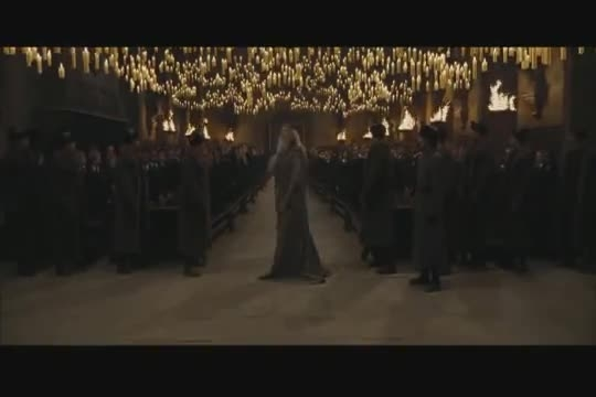 Harry Potter and the Goblet of Fire Deleted Scene- Hogw