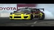 کلیپ دریفت - Scion Racing at Irwindale Speedway