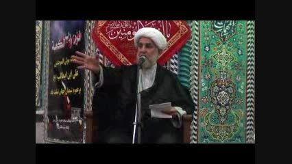 سخنرانی حجت الاسلام حاجتی - شب 23 رمضان 94