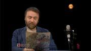 متن خوانی کیهان ملکی و نگارا با صدای سالار عقیلی
